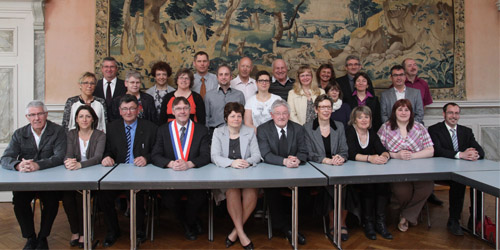 Commissions municipales